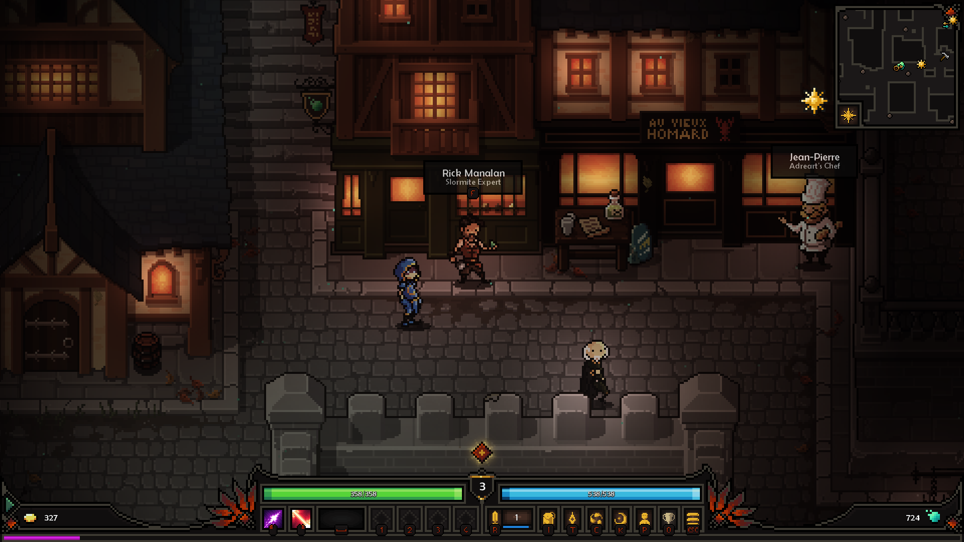 Slormancer Screenshot 1